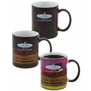 Full Color Mystique® Coffee Mug - 11 oz