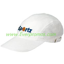 Brushed Cotton Mesh Sports Hat