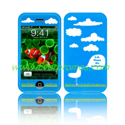 Silicone iPod iPhone Case